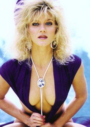 Джинджер Линн Аллен - блондинка, которая готова ко многим экспериментам, лишь бы не было скучно - фото 12