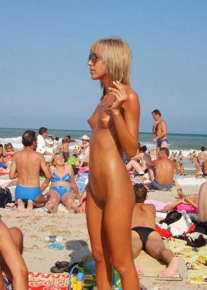 Фотографии красивых сексуальных девушек и их друзей, не стесняющихся своих тел - фото 2