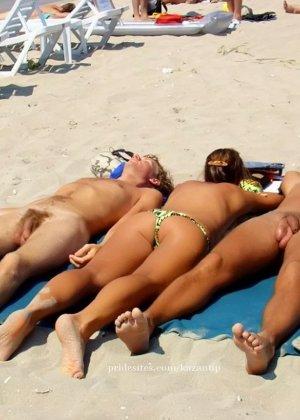 Фотографии красивых сексуальных девушек и их друзей, не стесняющихся своих тел - фото 4