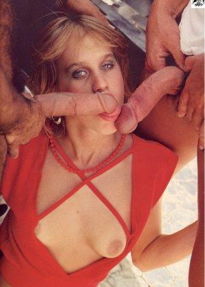 Банни Бле обожает разные эксперименты, в которых она принимает активное участие - фото 2