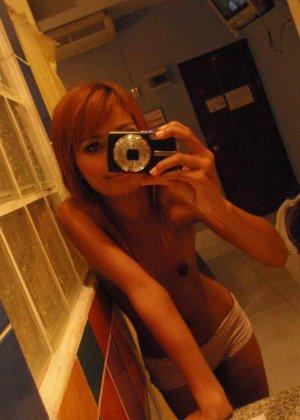 Парнишка пригласил в гостиничный номер молоденькую тайскую проститутку - фото 4