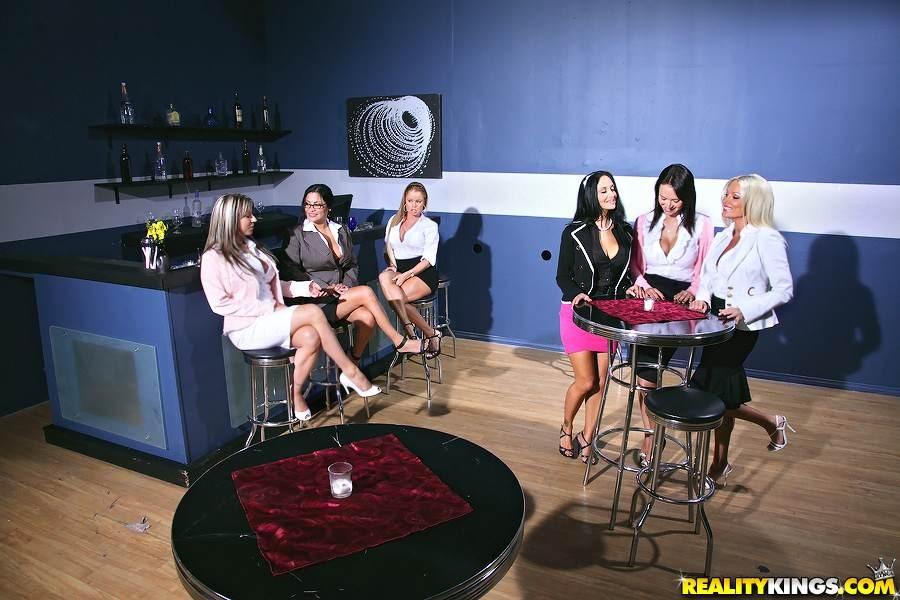 Ava Addams, Carolyn Reese, Sophia Lomeli, Franceska James, Nikki Delano - Галерея 3496038
