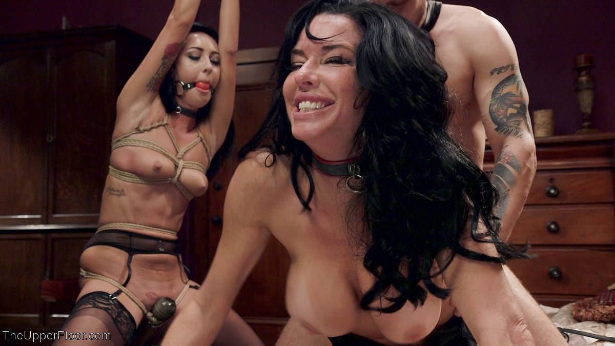 Sabrina Banks, Mr Pete, Aiden Starr, Veronica Avluv - Галерея 3482898