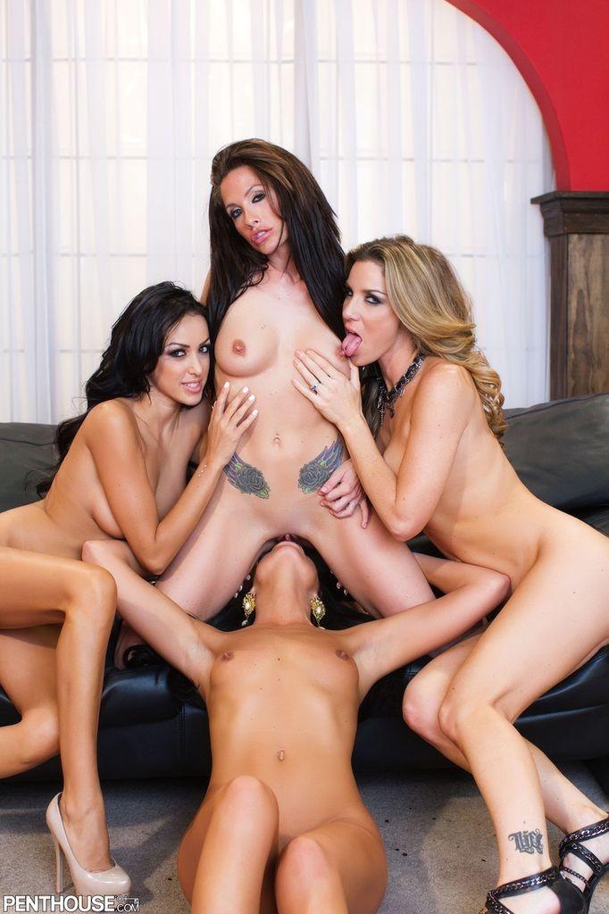 Kayla Paige, Randi Wright, Breanne Benson - Галерея 3234422