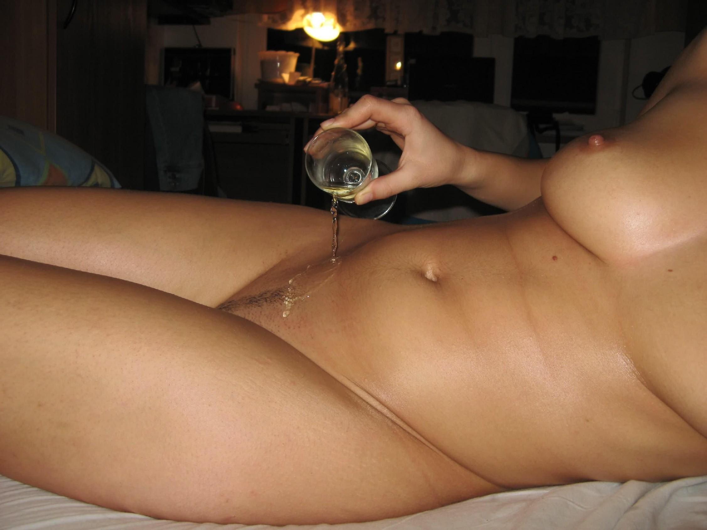 Домашняя подборочка аматорских эротических снимков