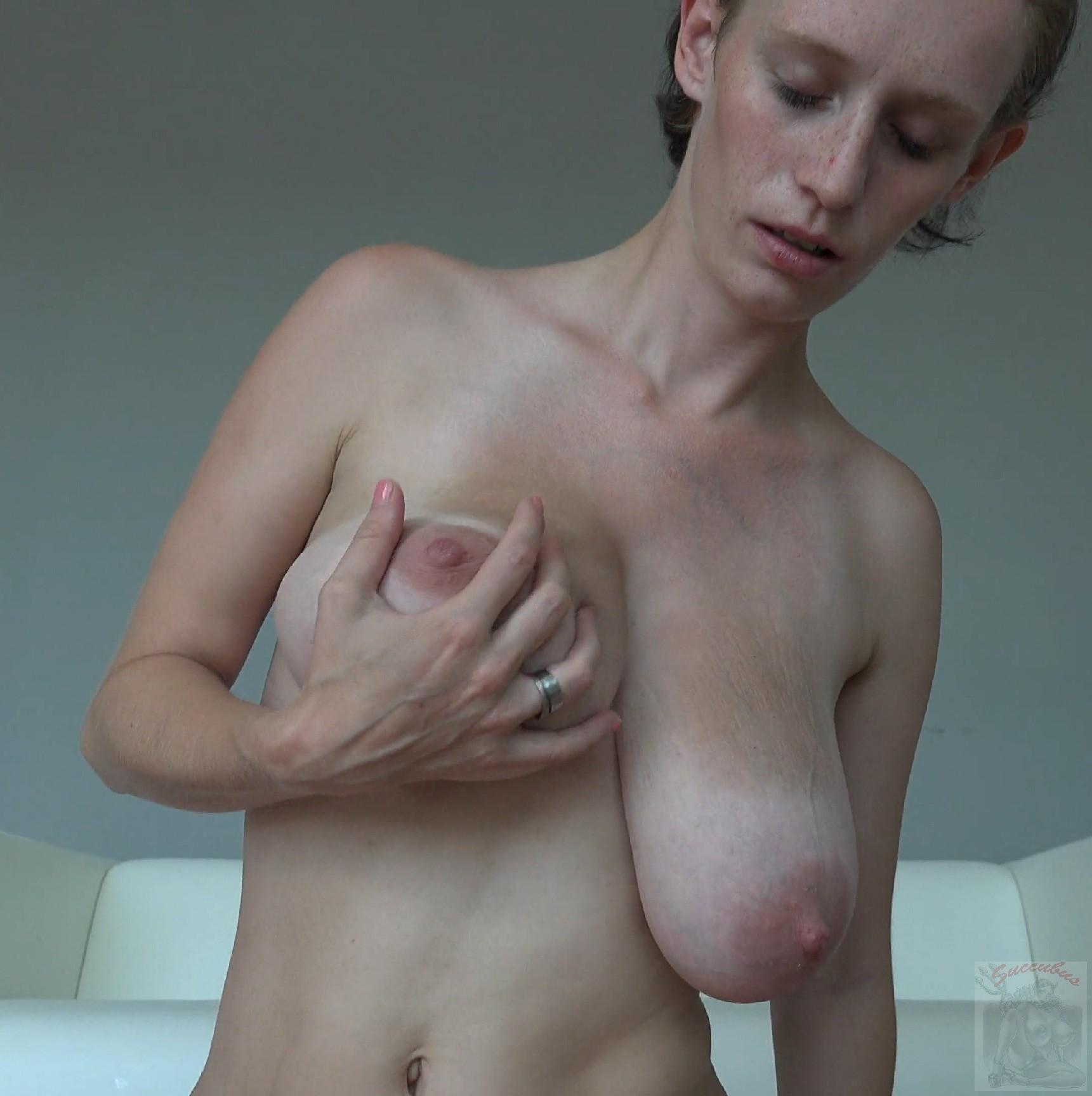 Порно с обвислой грудью, блондинка с большими сиськами и красивой пиздой у гинеколога видео