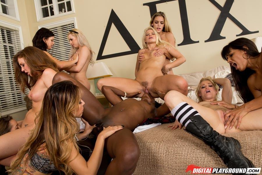 Ana Foxxx, Anikka Albrite, Ash Hollywood - Галерея 3440859