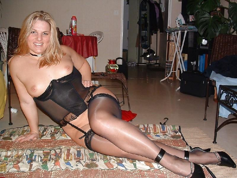 Зрелая тетушка хочет секс