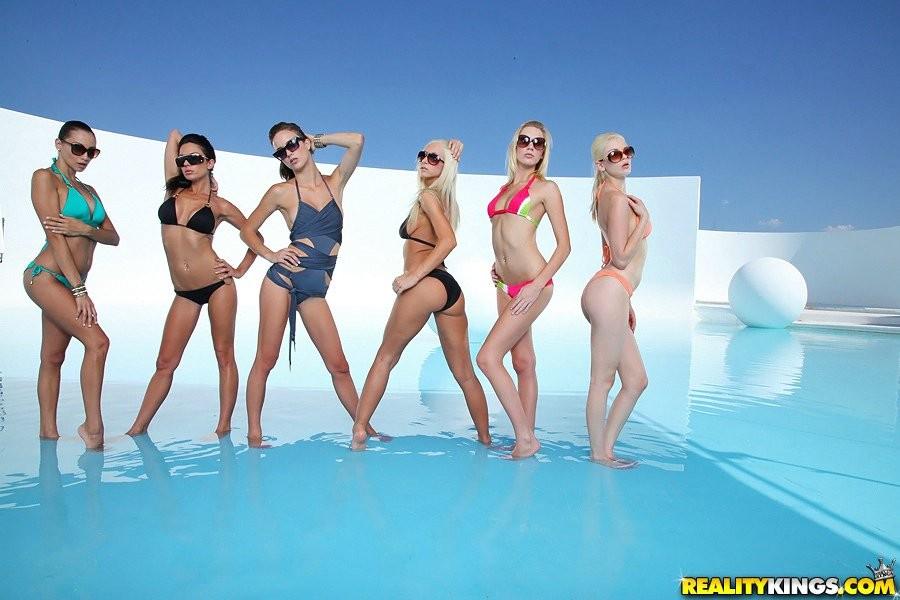 Bree Daniels, Malena Morgan, Kirsten Price, Hayden Hawkens, Sammie Rhodes, Celeste Star - Галерея 3449112