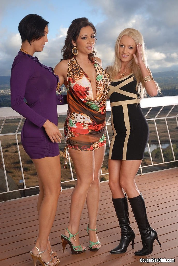Diana Doll, Dylan Ryder, Vannah Sterling - Галерея 3414330