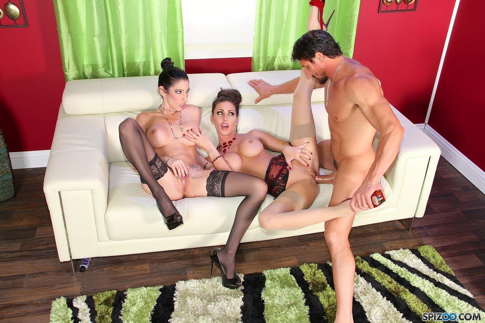 Jessica Jaymes, Dava Foxx - Галерея 3465490