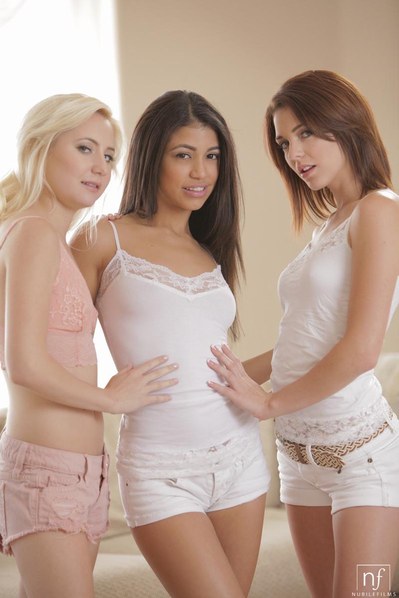 Kiera Winters, Odette Delacroix, Veronica Rodriguez - Галерея 3476587