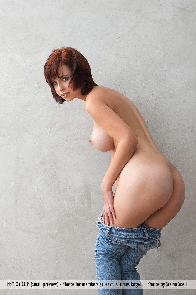 женщина разделась фото