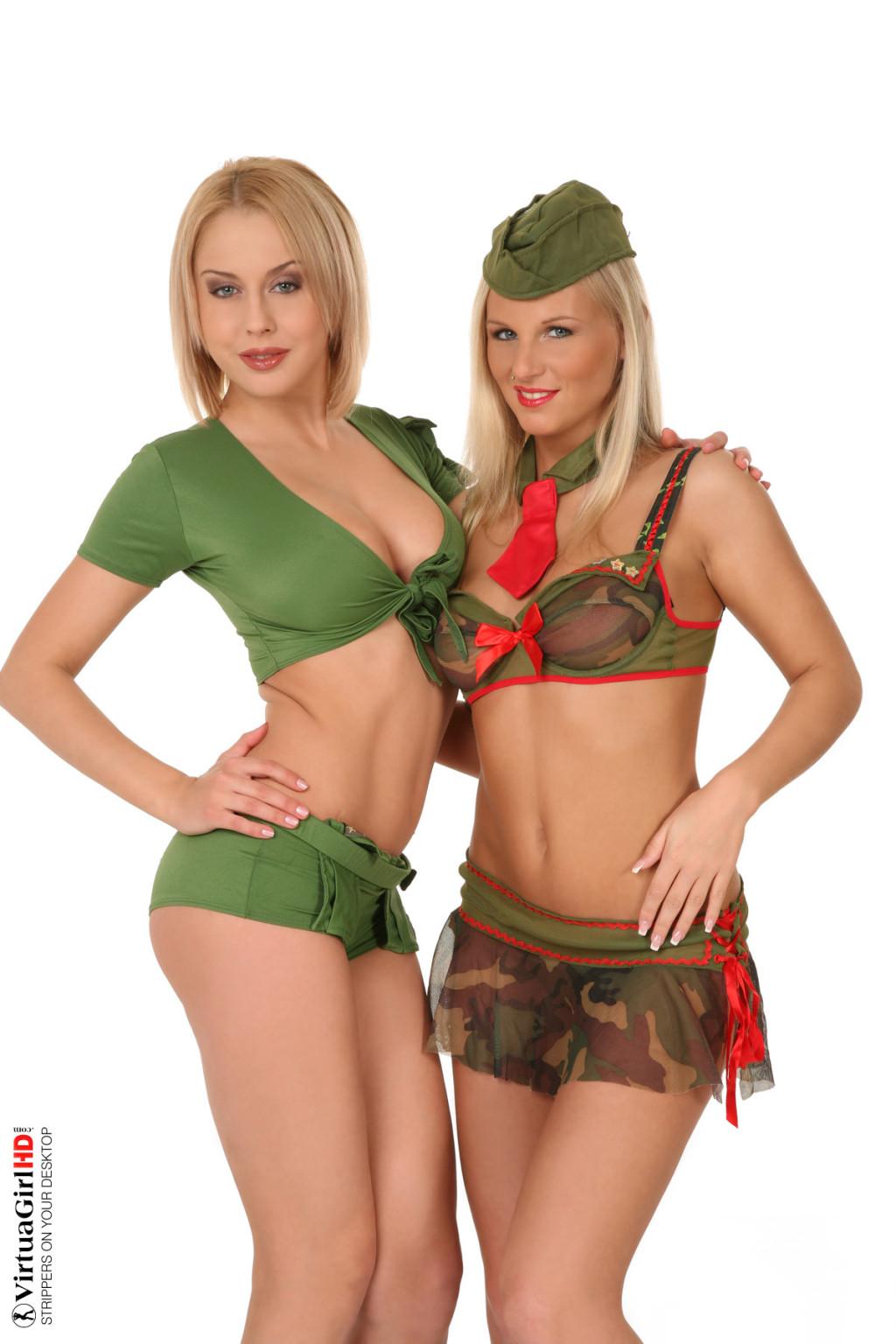 Mandy Dee, Barbie White - Галерея 3221511
