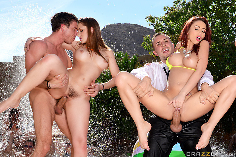 Dani Daniels, Monique Alexander, Keiran Lee - Галерея 3457574