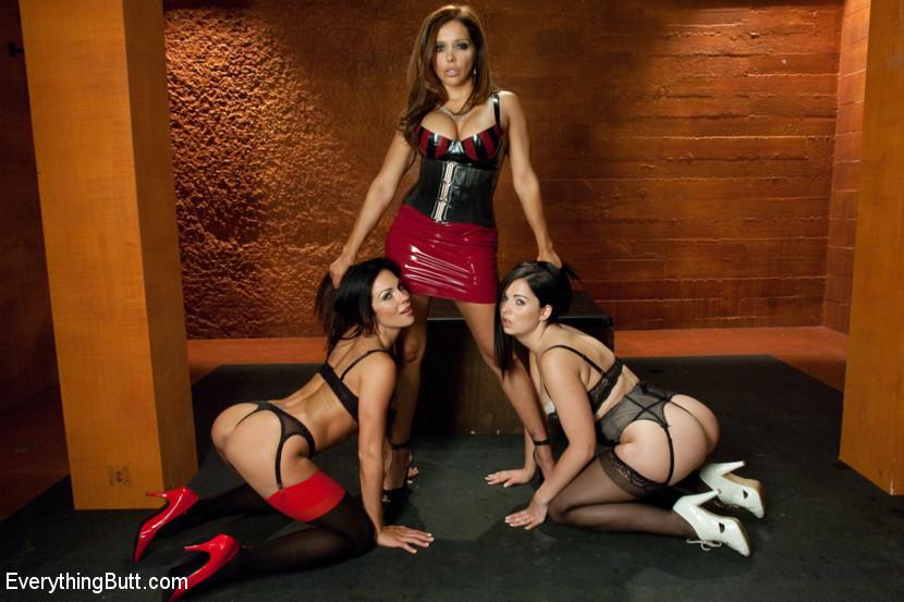 Kirsten Price, Francesca Le, Angell Summers - Галерея 3292714