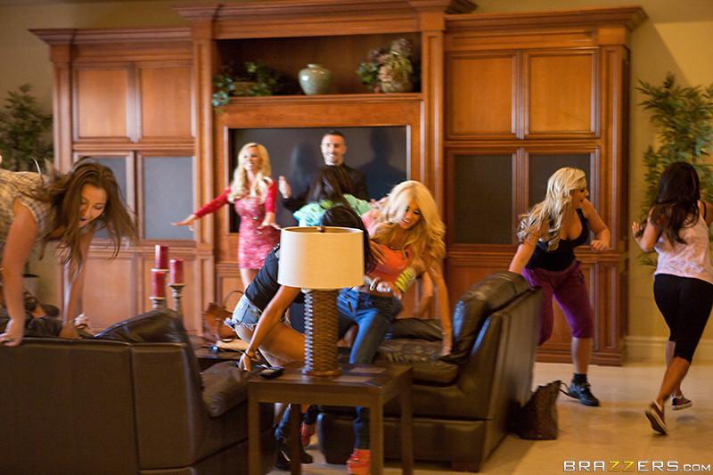 Ava Addams, Phoenix Marie, Nikki Benz, Gianna Nicole, Tory Lane, Alektra Blue, Dani Daniels, Kayla Kayden - Галерея 3459746