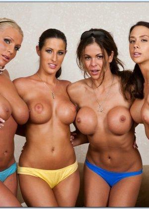 Четыре спортивные лесбиянки - фото 4