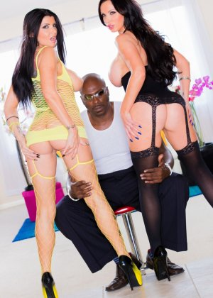 Nikki Benz, Romi Rain, Lexington Steele - Галерея 3485514 - фото 8
