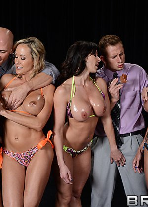 Brandi Love, Diamond Jackson, Jewels Jade, Kendra Lust, Bill Bailey - Галерея 3479235 - фото 1