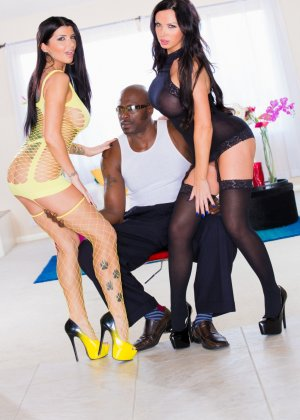 Nikki Benz, Romi Rain, Lexington Steele - Галерея 3485514 - фото 6