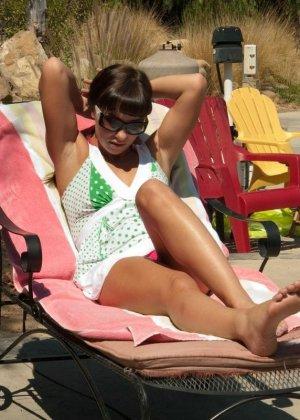 Jenna Presley, Charley Chase, Alysa - Галерея 3435120 - фото 16