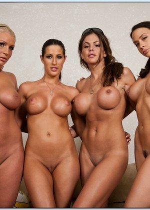 Четыре спортивные лесбиянки - фото 6