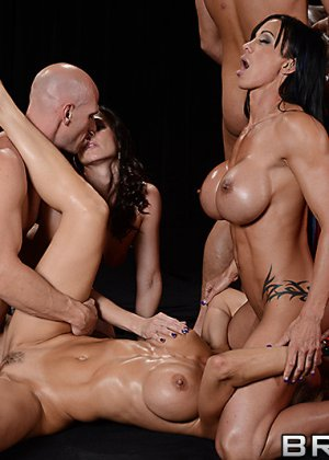 Brandi Love, Diamond Jackson, Jewels Jade, Kendra Lust, Bill Bailey - Галерея 3479235 - фото 4