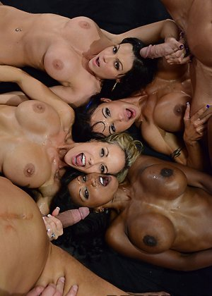 Brandi Love, Diamond Jackson, Jewels Jade, Kendra Lust, Bill Bailey - Галерея 3479235 - фото 11