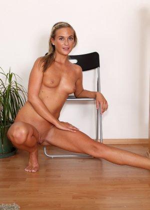Качественные фотографии с кастинга чешской модели и искусительницы  Петры - фото 55