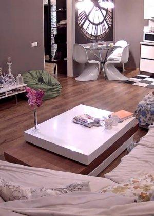 Скрытые камеры зафиксировали секс в неожиданных местах в квартире - фото 4