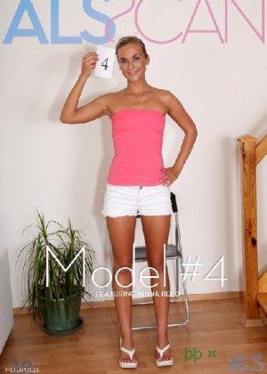 Качественные фотографии с кастинга чешской модели и искусительницы  Петры - фото 62