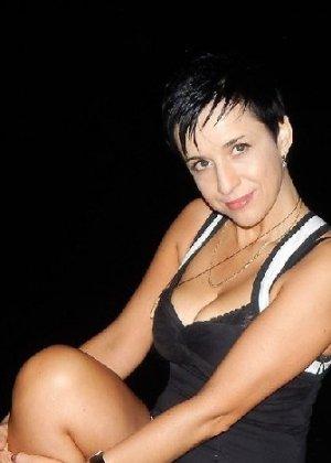 Симпатичная польская зрелая женщина, немножко шлюшка - фото 1