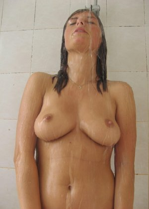 Домашняя подборочка аматорских эротических снимков - фото 4