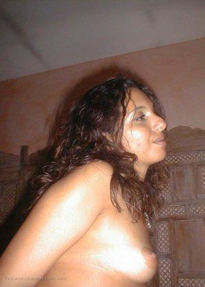 Частные нескромные секс фото одной парочки с отдыха - фото 30