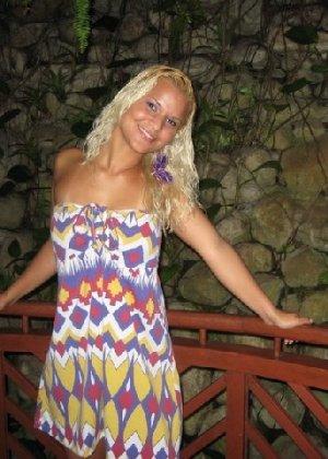 Фото молодой мексиканки с бассейна и летнего отдыха - фото 12- фото 12- фото 12
