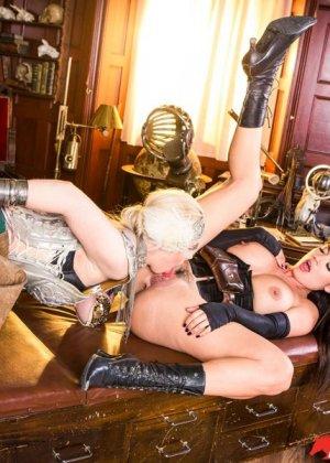 Franceska Jaimes, Sophia Knight - Галерея 3480143 - фото 8