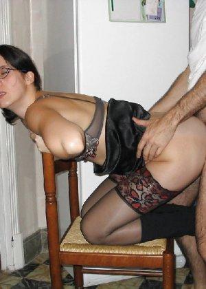 Шлюховатая жена запечатлена во всех местах в доме - фото 6- фото 6- фото 6