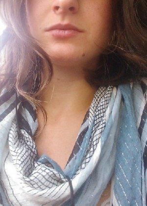 Волосатая хипстерша Яна с дредами не бреет подмышки и киску - фото 39