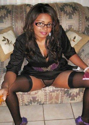 Прекрасная трахатебельная красавица играет распутную секретаршу - фото 19