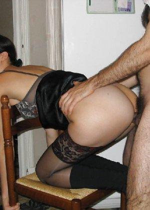 Шлюховатая жена запечатлена во всех местах в доме - фото 7- фото 7- фото 7