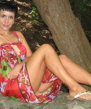 Симпатичная польская зрелая женщина, немножко шлюшка - фото 17