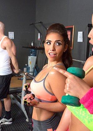 Nikki Delano, Mercedes Carrera, Isabella De Santos, Bridgette B - Галерея 3454234 - фото 8