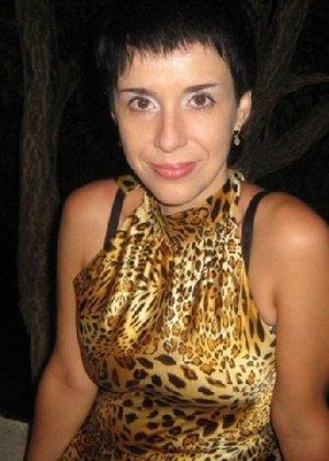 Симпатичная польская зрелая женщина, немножко шлюшка - фото 5