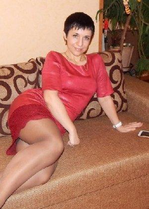 Симпатичная польская зрелая женщина, немножко шлюшка - фото 13