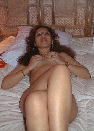 Частные нескромные секс фото одной парочки с отдыха - фото 25