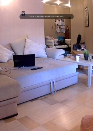 Скрытые камеры зафиксировали секс в неожиданных местах в квартире - фото 51
