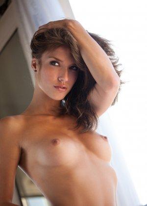 Голая сексуальная девушка Малена Морган - фото 14