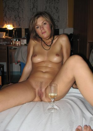Домашняя подборочка аматорских эротических снимков - фото 12
