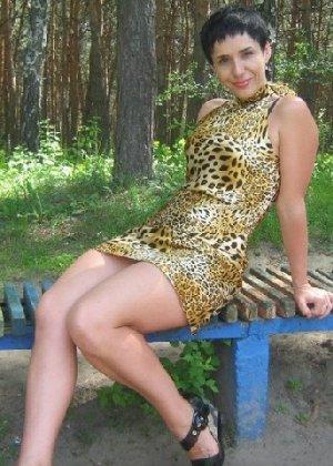 Симпатичная польская зрелая женщина, немножко шлюшка - фото 16